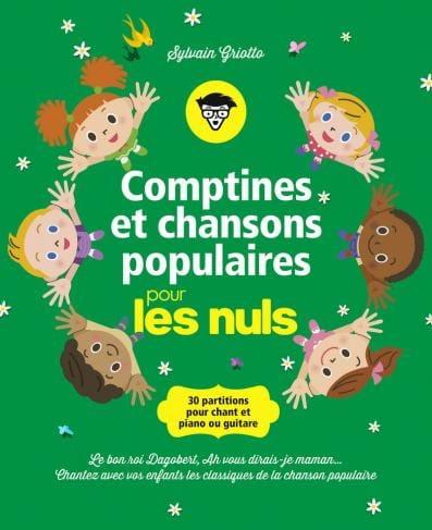 Comptines et Chansons Populaires Pour Les Nuls - laflutedepan.com