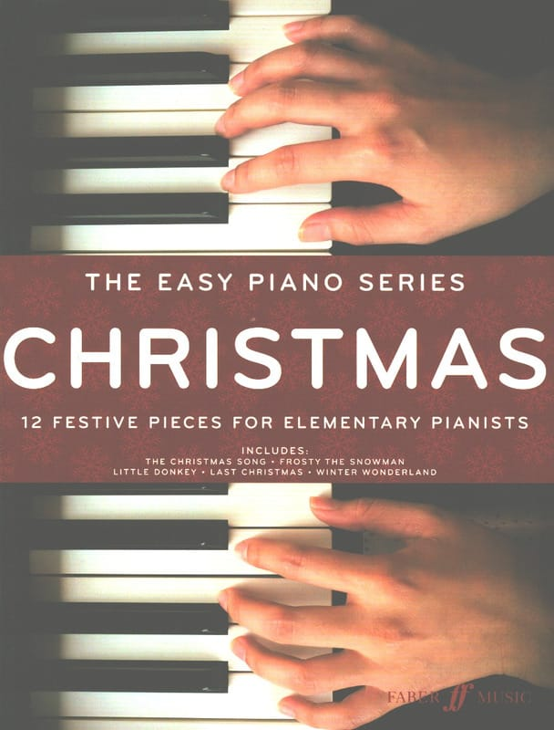 Noël - The Easy Piano Series - Christmas - Partition - di-arezzo.com