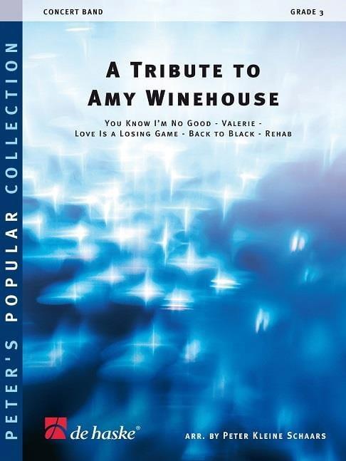 A Tribute to Amy Winehouse - Amy Winehouse - laflutedepan.com