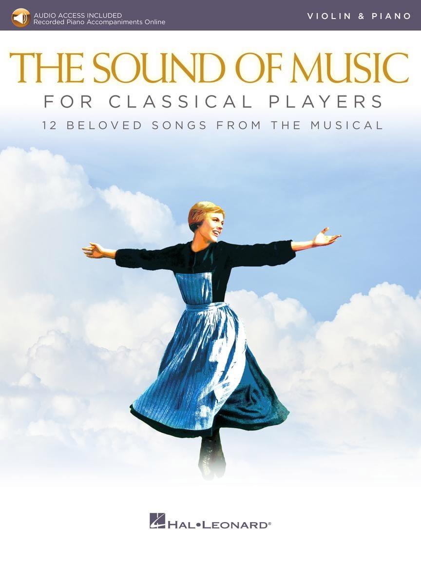 The Sound of Music for Classical Players - Violin & piano - laflutedepan.com