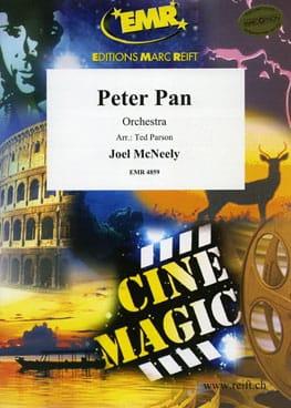 Peter Pan - Joel McNeely - Partition - laflutedepan.com