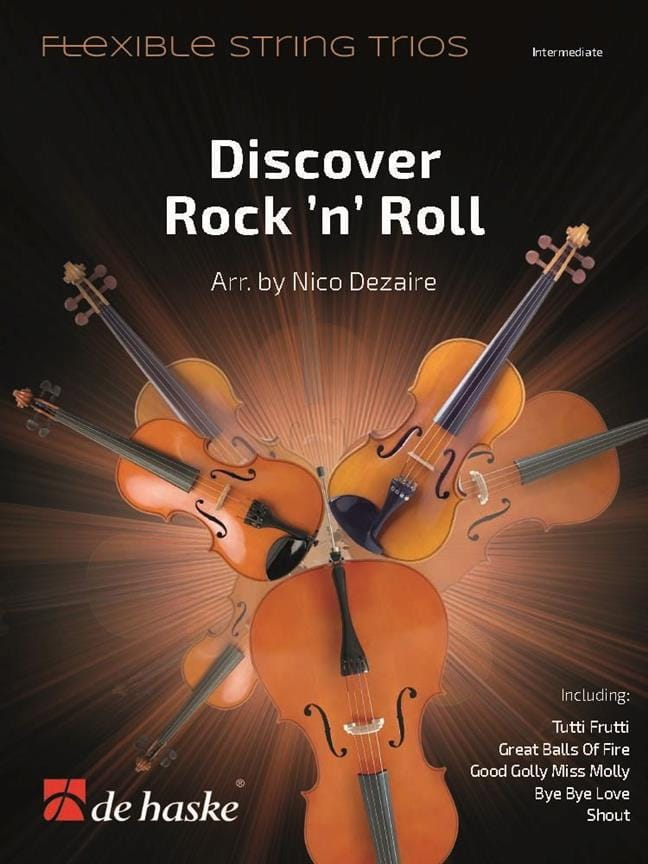 - Discover Rock 'n' Roll - Flexible Thong Trios - Partition - di-arezzo.co.uk