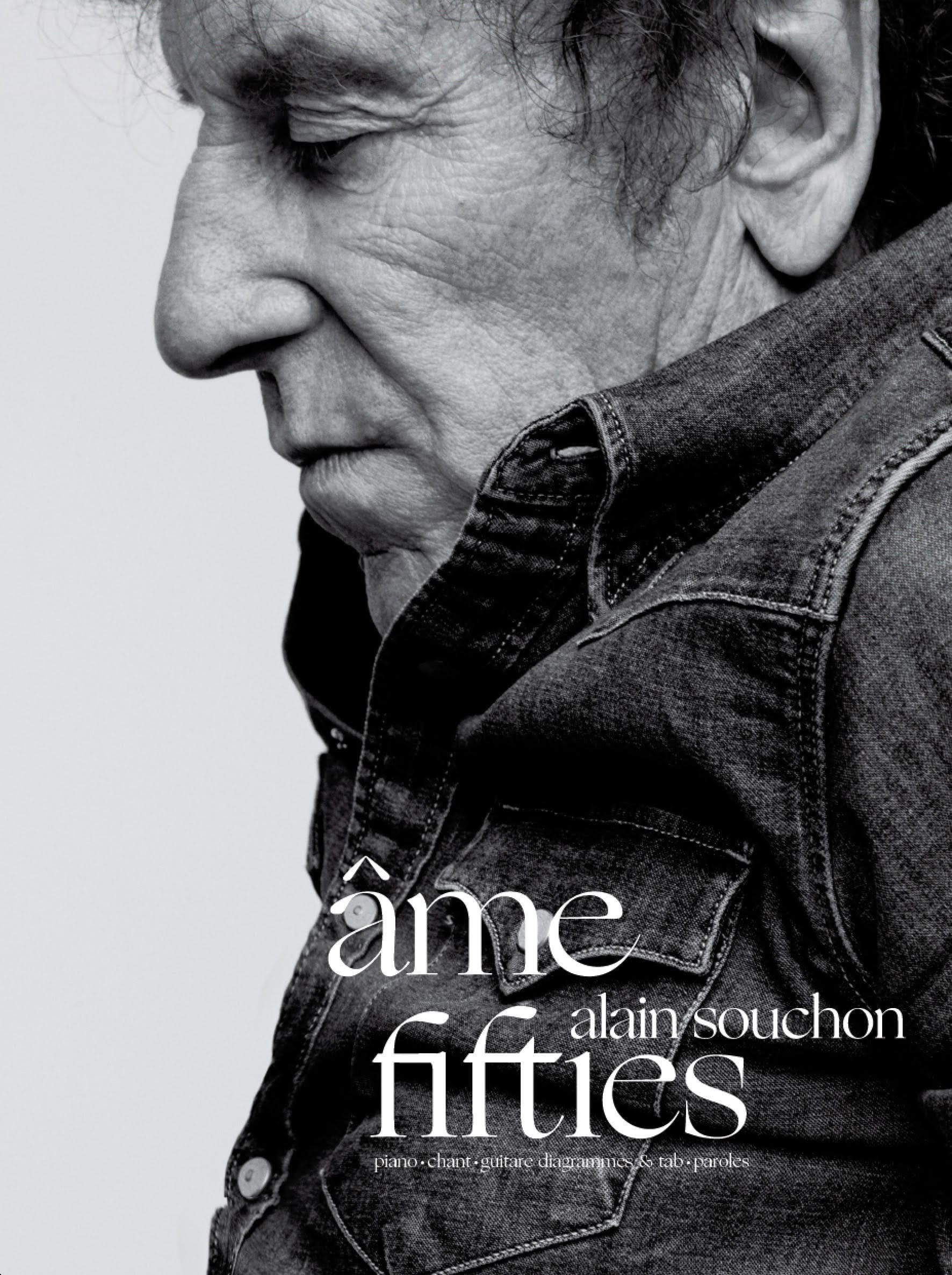 Alain Souchon - Ame Fifties - Partition - di-arezzo.co.uk