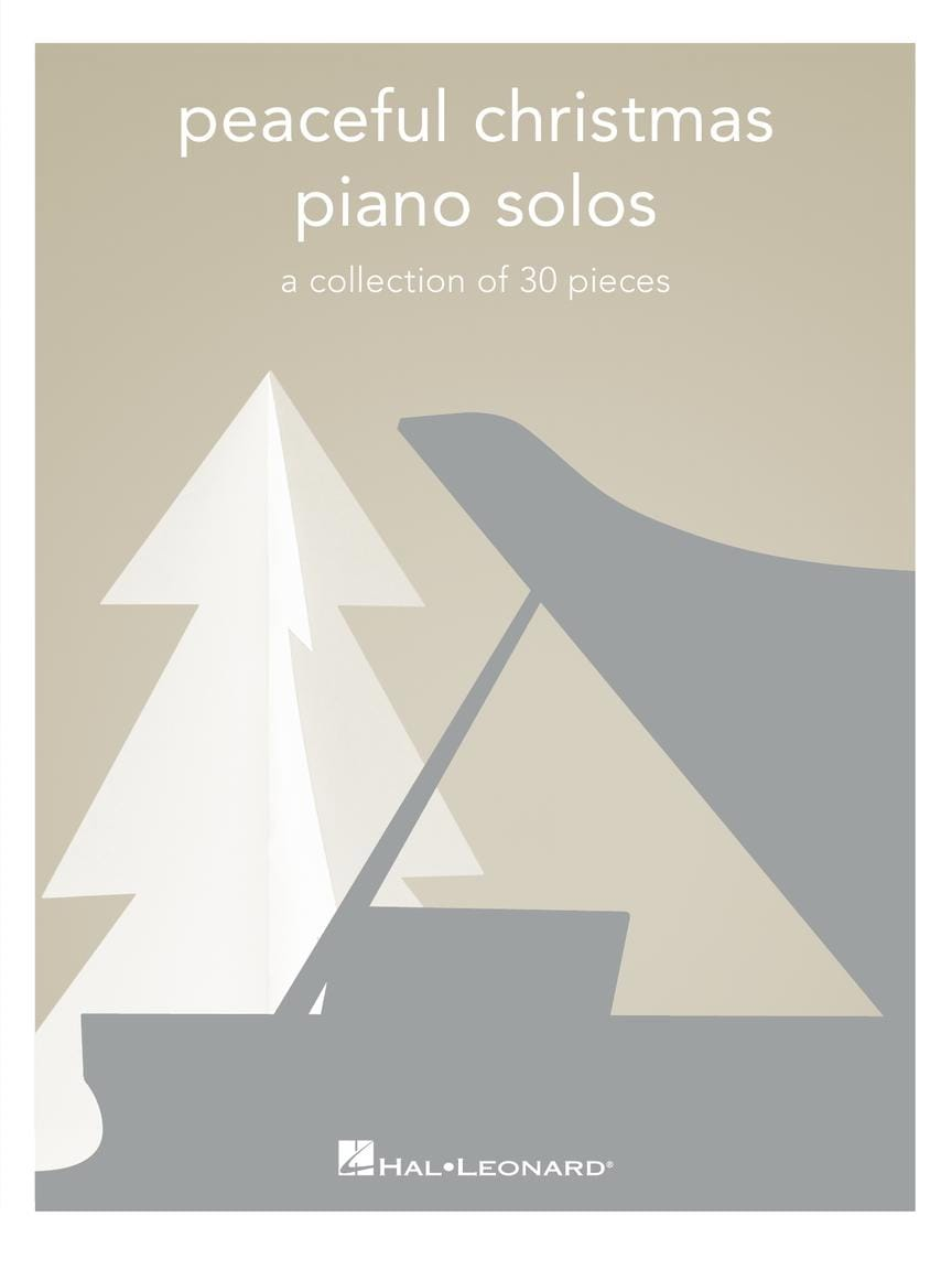 Noël - Peaceful Christmas Piano Solos - Partition - di-arezzo.com