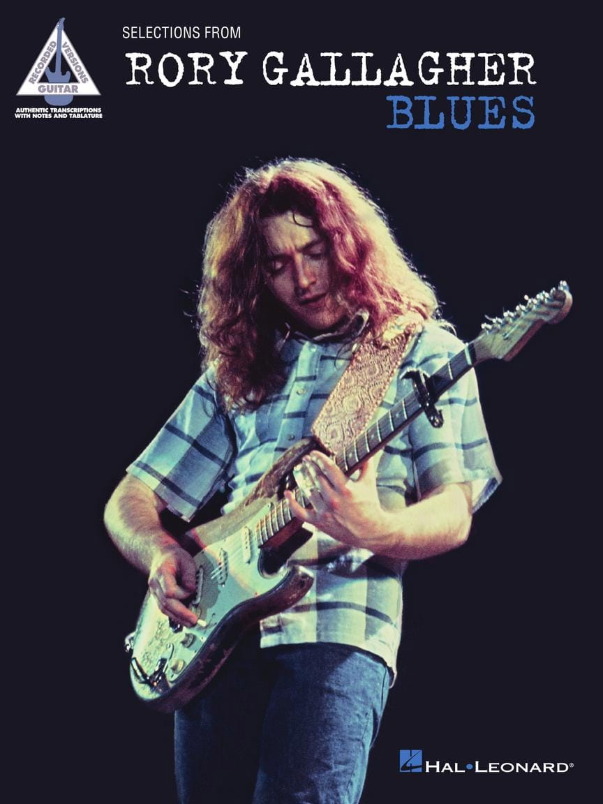 Rory Gallagher - Selections from Rory Gallagher - Blues - Partition - di-arezzo.co.uk