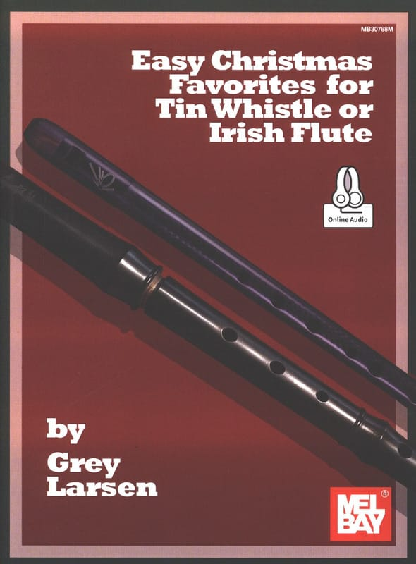 Noël - Easy Christmas Favorites for Tin Whistle Gold Irish Flute - Partition - di-arezzo.com