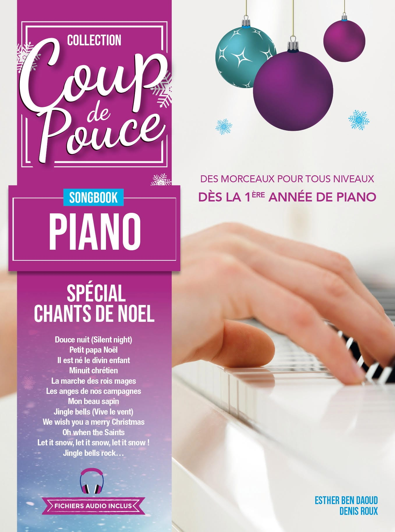Noël - Songbook Piano - Christmas Songs Special - Partition - di-arezzo.com