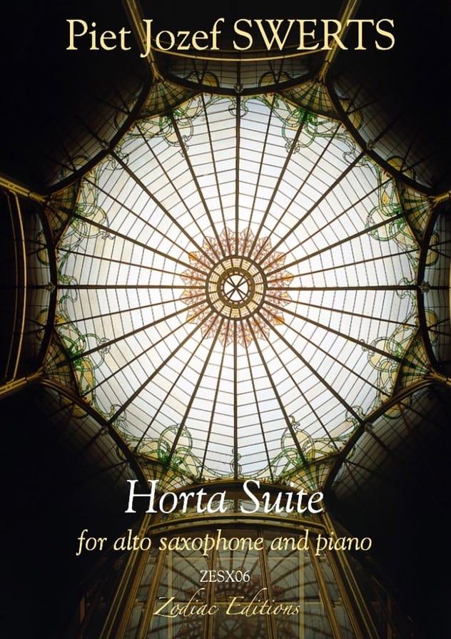Piet Swerts - Horta Suite - Partition - di-arezzo.co.uk