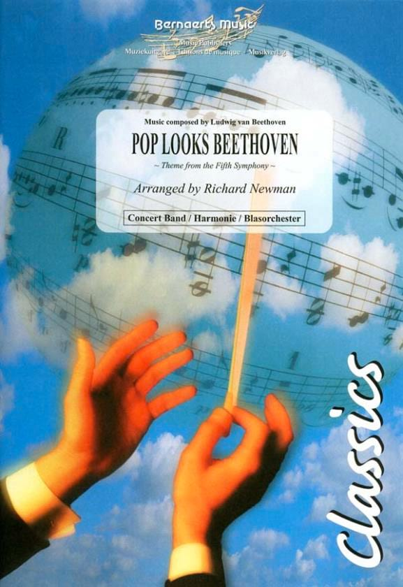 Pop Looks Beethoven - BEETHOVEN - Partition - laflutedepan.com