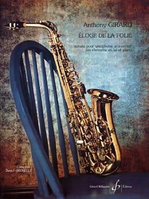 Eloge de la Folie - Anthony Girard - Partition - laflutedepan.com