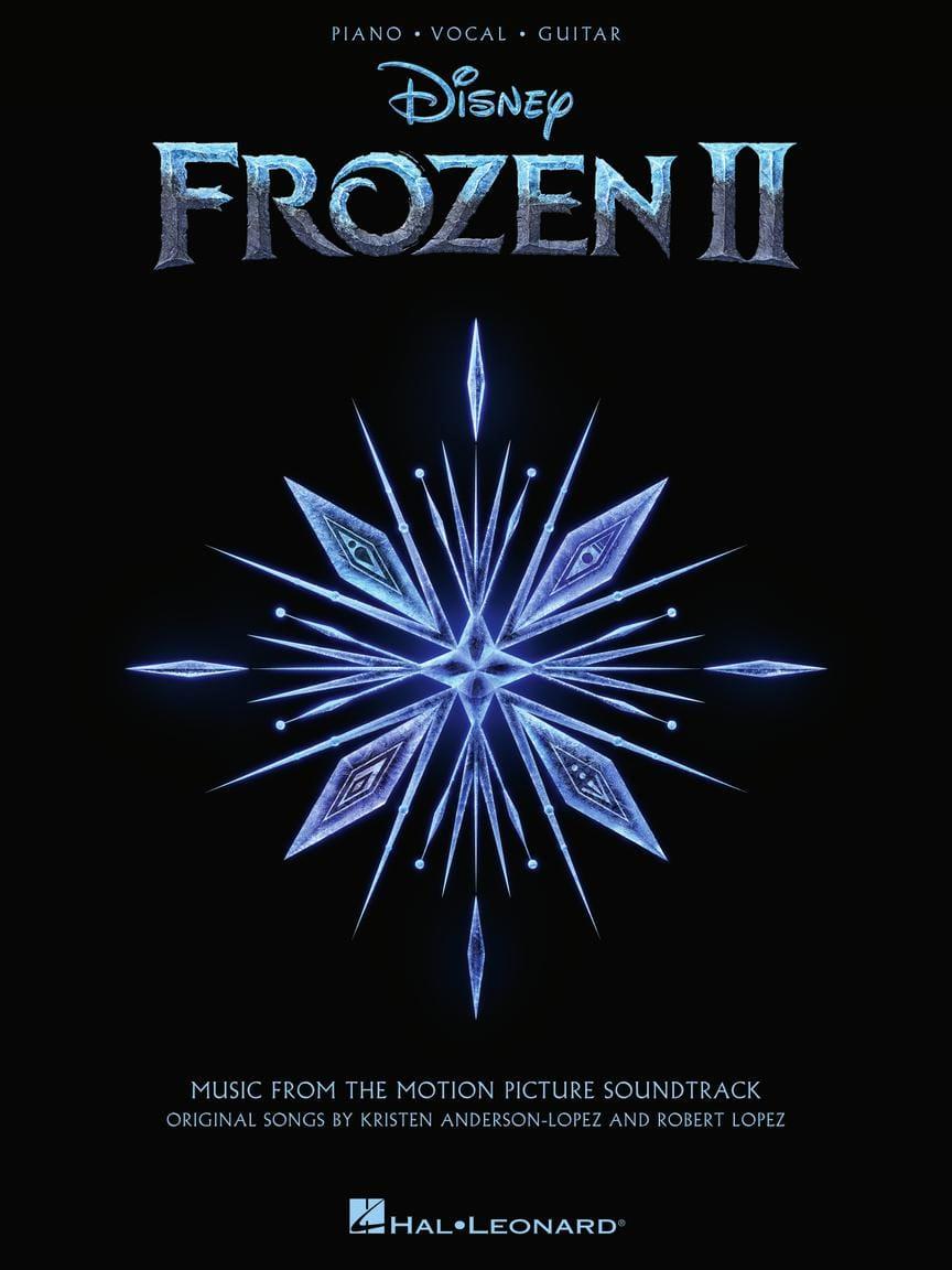 DISNEY - Frozen 2 Film Soundtrack - Partition - di-arezzo.es