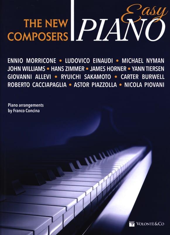 - I nuovi compositori - Easy Piano - Partition - di-arezzo.it