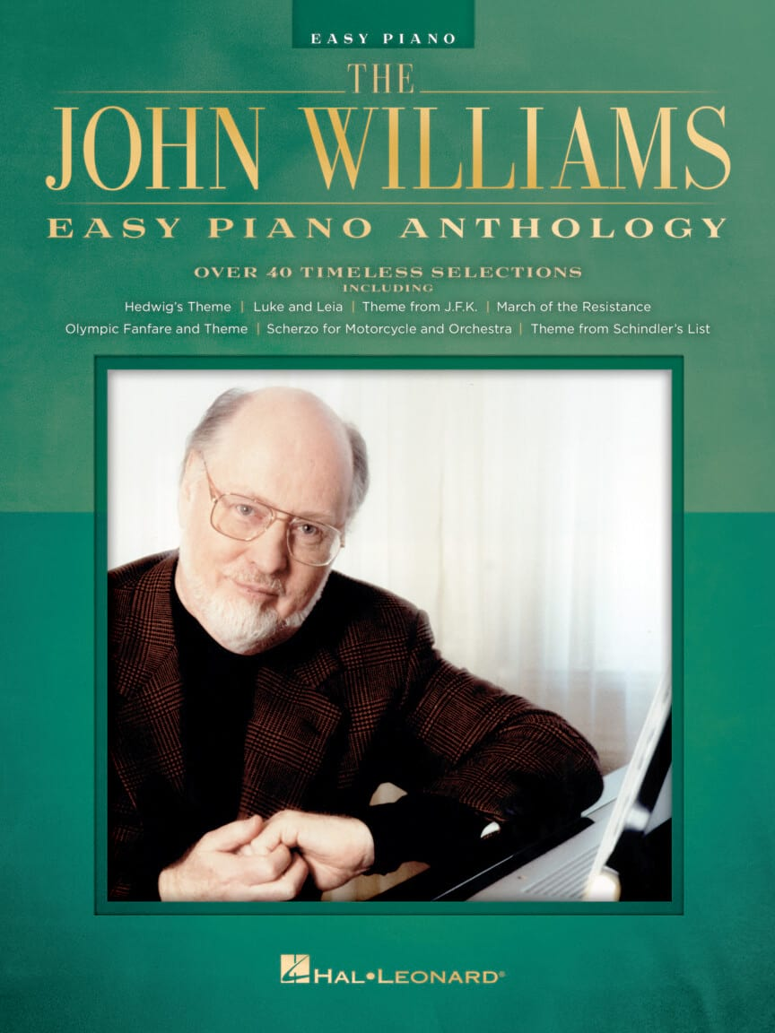 John Williams - John Williams Anthology - Easy Piano - Partition - di-arezzo.it