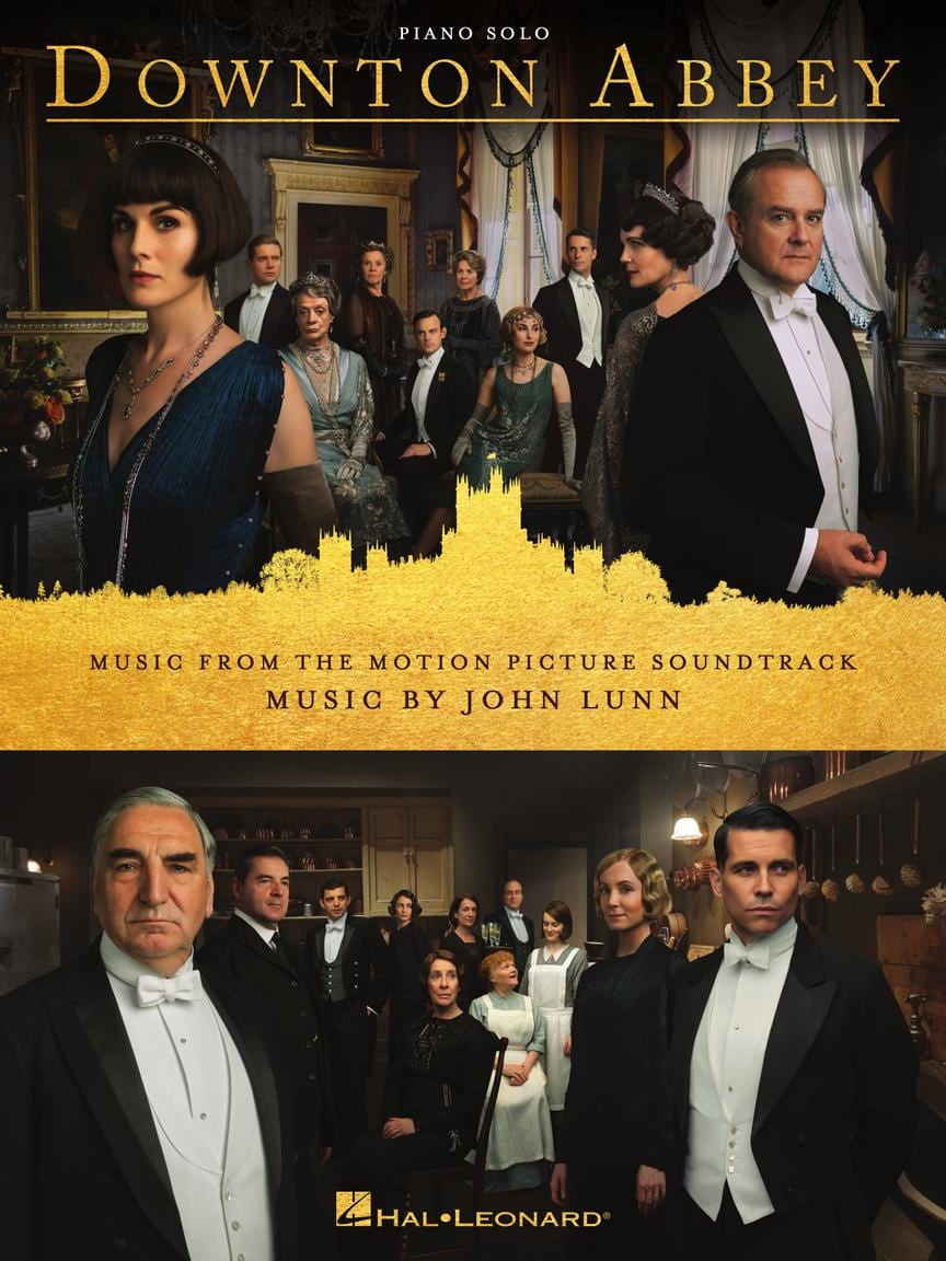 - Downton Abbey - Música de cine - Partition - di-arezzo.es