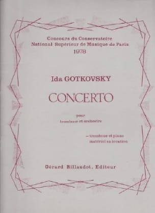 Ida Gotkovsky - concierto - Partition - di-arezzo.es