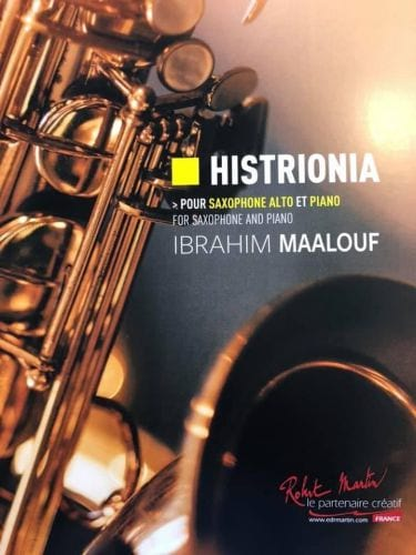 Ibrahim Maalouf - Partition - di-arezzo.com