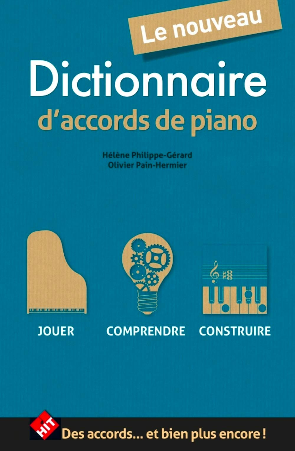 - Dictionnaire d'Accords de Piano - Partition - di-arezzo.fr