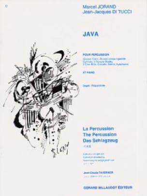 Jorand Marcel / Di Tucci Jean-Jacques - Java - Partition - di-arezzo.com