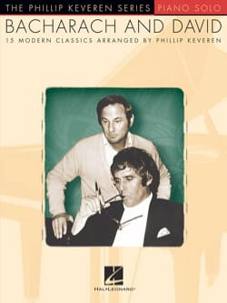 Bacharach and David - Burt Bacharach & Hal David - laflutedepan.com