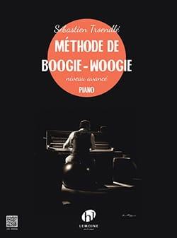 Sébastien Troendlé - Boogie-Woogie Method - Volume 2 Advanced Level - Partition - di-arezzo.co.uk