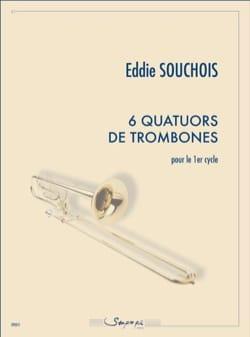 6 Quatuors de trombones pour le 1er cycle - laflutedepan.com