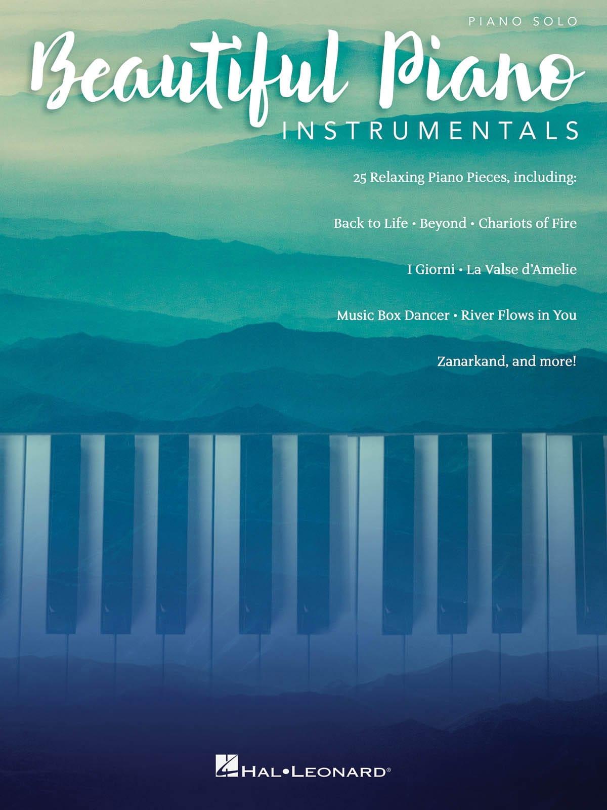 Beautiful Piano Instrumentals - Partition - laflutedepan.com
