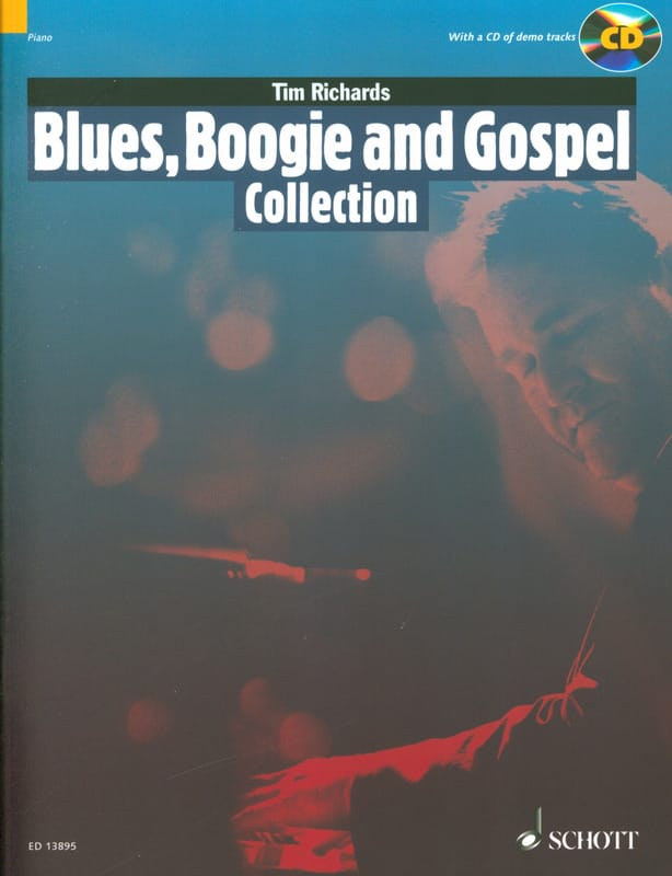 Blues, Boogie and Gospel Collection - laflutedepan.com