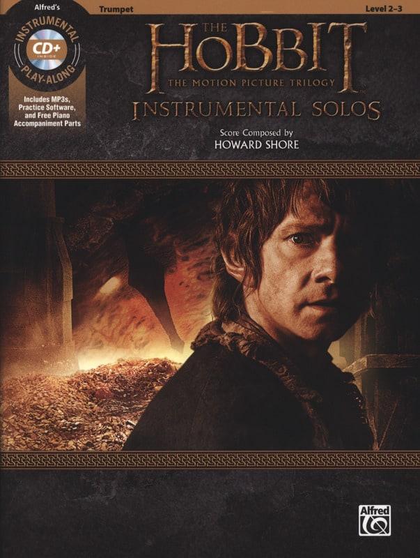 The Hobbit - The Motion Picture Trilogy Instrumental Solos - laflutedepan.com
