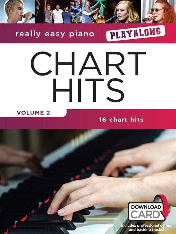 Really Easy Piano Playalong Chart Hits Volume 2 - laflutedepan.com