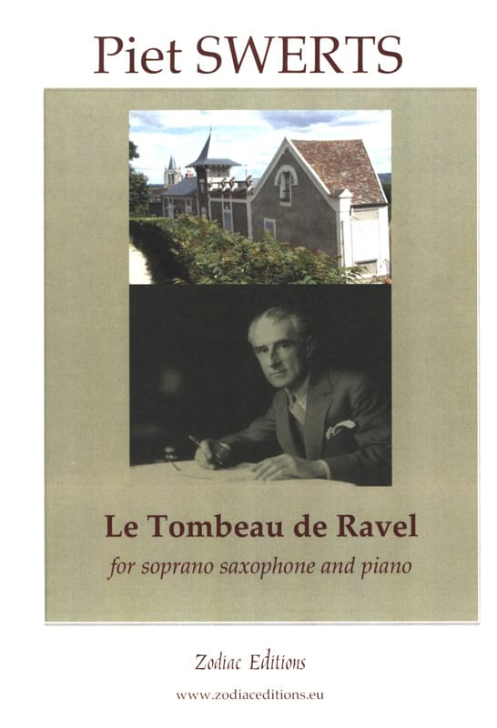 Piet Swerts - The tomb of Ravel - Partition - di-arezzo.co.uk