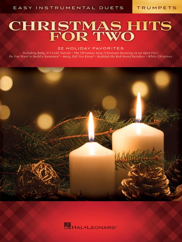 Christmas Hits for Two Trumpets - Noël - Partition - laflutedepan.com
