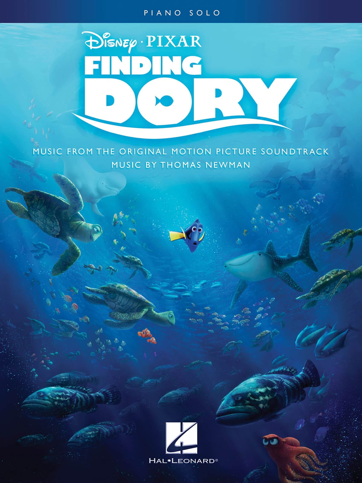 DISNEY / PIXAR - Dory's World - Musica da film - Partition - di-arezzo.it