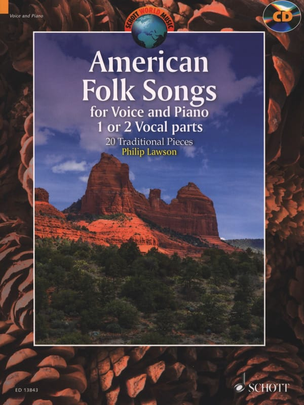Traditionnel - American Folk Songs - Partition - di-arezzo.co.uk