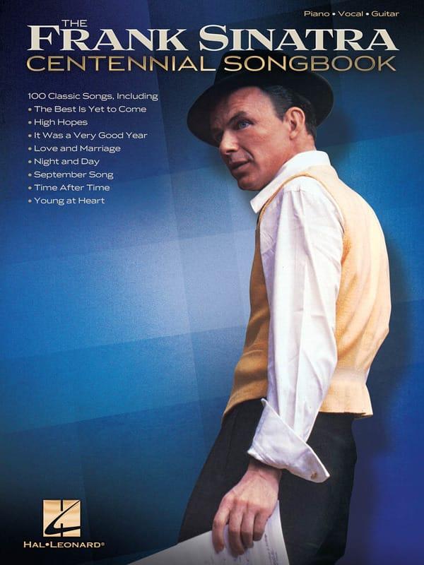 Frank Sinatra - Frank Sinatra - Centennial Songbook - Partition - di-arezzo.fr