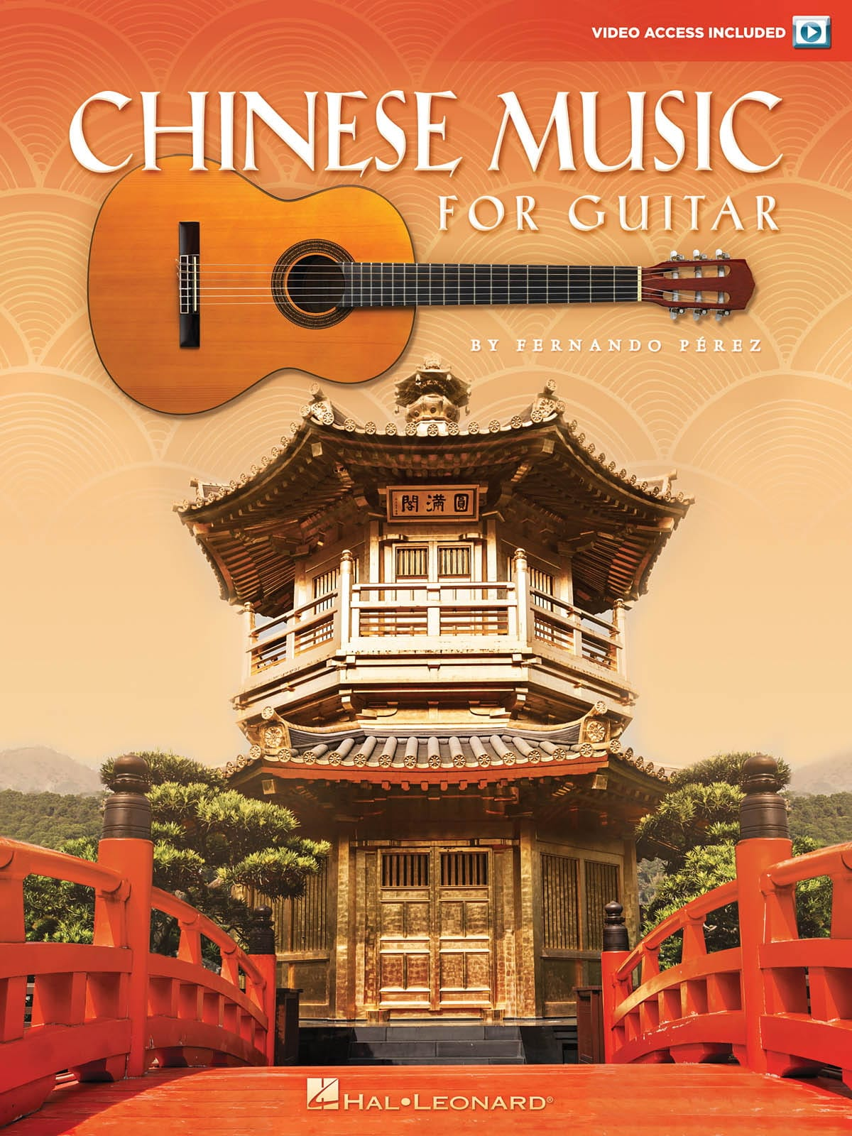 Fernando Pérez - Chinese Music for Guitar - Partition - di-arezzo.co.uk