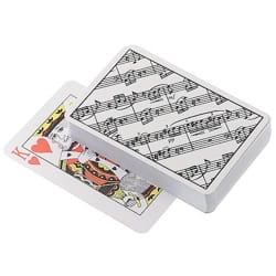 Accessoires - Playing Cards - Musical Reaches - Accessoire - di-arezzo.co.uk
