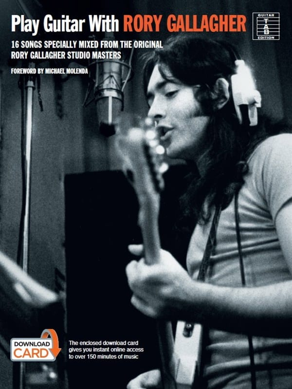 Rory Gallagher - Play Guitar With ... Rory Gallagher - Partition - di-arezzo.co.uk