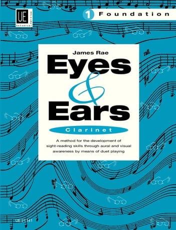 Eyes and Ears 1 - Foundation - James Rae - laflutedepan.com