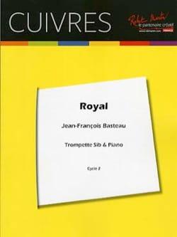Royal - Jean-François Basteau - Partition - laflutedepan.com