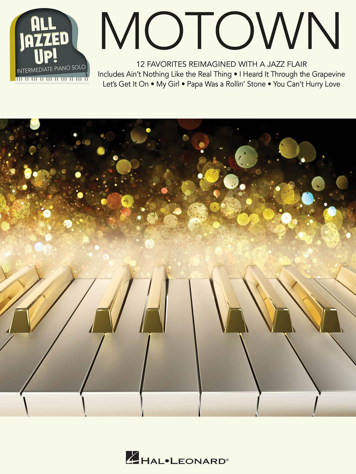 Motown - All Jazzed Up! - Partition - Jazz - laflutedepan.com