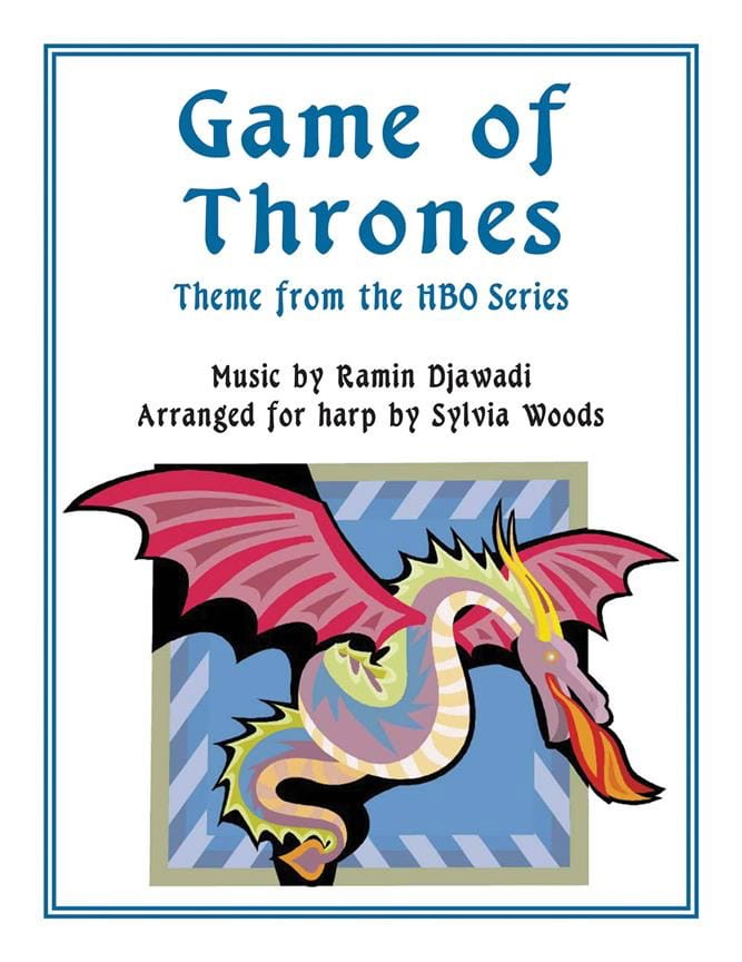 - Game of Thrones Credits - The Iron Throne - Harp - Partition - di-arezzo.com
