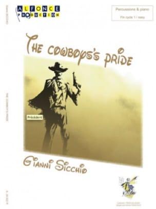 The Cowboy's Pride - Gianni Sicchio - Partition - laflutedepan.com