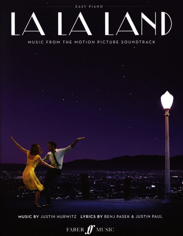 LA LA LAND - La La Land - Musique du Film - Version Facile - Partition - di-arezzo.fr