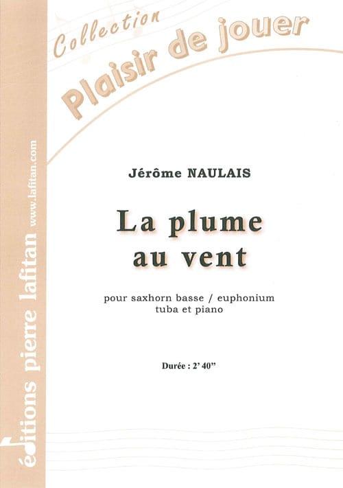La Plume au Vent - Jérôme Naulais - Partition - laflutedepan.com