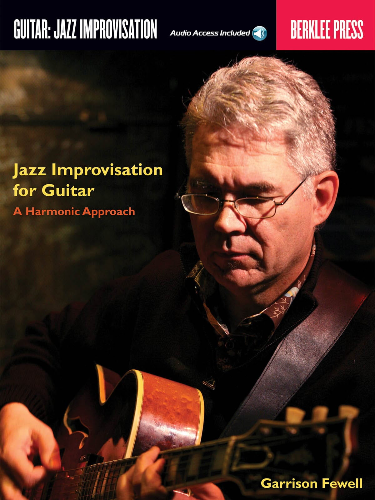 Jazz Improvisation for Guitar, A Harmonic Approach - laflutedepan.com