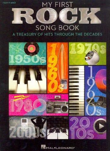 My First Rock Song Book - Partition - laflutedepan.com