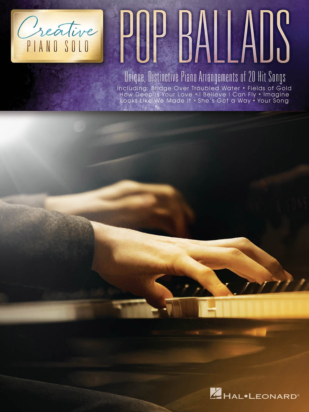 Creative Piano Solo - Pop Ballads - Partition - laflutedepan.com