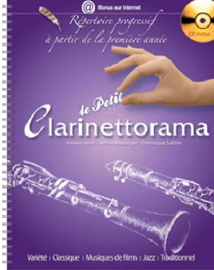 - The Petit Clarinettorama - Partition - di-arezzo.co.uk