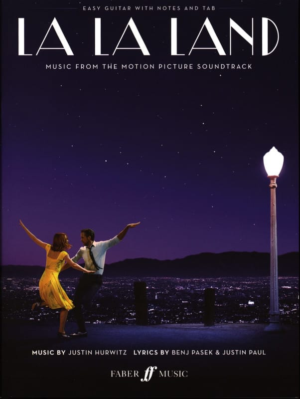 LA LA LAND - La La Land - Movie Music - Easy Guitar - Partition - di-arezzo.com