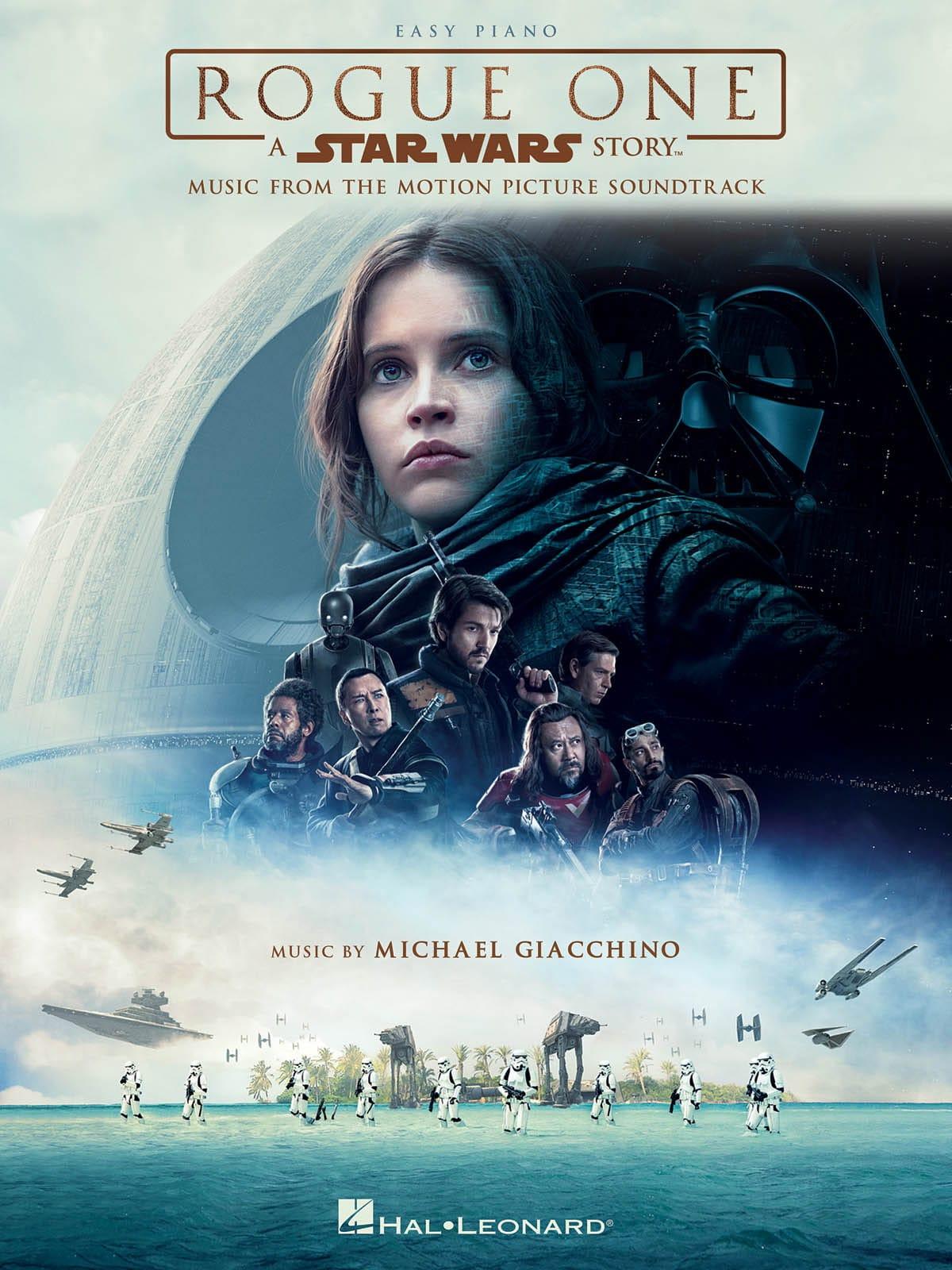 Star Wars, Rogue One - A Star Wars Story Easy Piano - laflutedepan.com